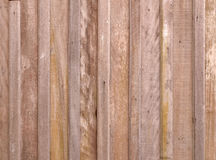 Wooden planks wall for background Stock Photography