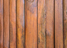 Wooden planks wall for background Stock Photos