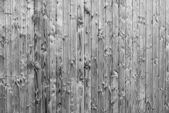 Wooden planks wall Royalty Free Stock Photography
