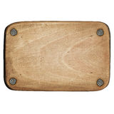 Wooden plaque Stock Photography