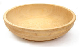 Wooden plate#1 Stock Photography