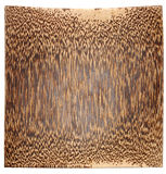 Wooden plate Royalty Free Stock Image