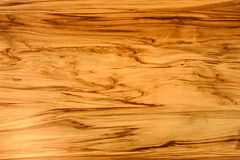Wooden plate Stock Photography