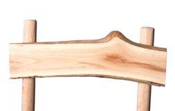 Wooden pointer crop Stock Photo