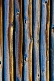 Wooden pole background Royalty Free Stock Photography