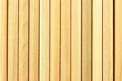 Wooden poles as a background Royalty Free Stock Photography