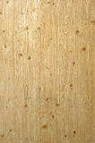 Wooden Polished Board Stock Image
