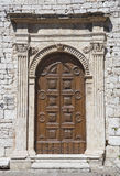 Wooden Portal. Stock Photography