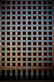 Wooden portcullis Royalty Free Stock Images