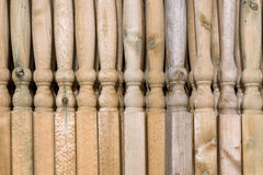 Free Wooden Posts Stock Photography - 47790522