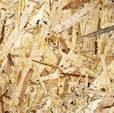Wooden pressed shavings Stock Photos