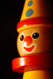 Wooden Puppet Royalty Free Stock Photography