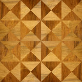 Wooden pyramids - seamless background - different colors Royalty Free Stock Photo