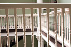 Wooden Railing Stock Images