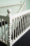 Wooden Railing Royalty Free Stock Photos
