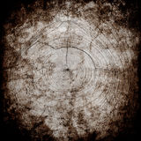 Wooden rings Grunge texture background Stock Photography