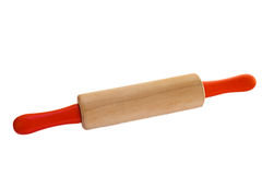 Wooden roller Royalty Free Stock Photos