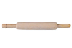 Wooden rolling pin plunger Stock Image
