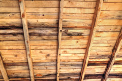 Free Wooden Roof Inside Royalty Free Stock Photography - 58223317