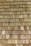 Wooden roof Stock Images
