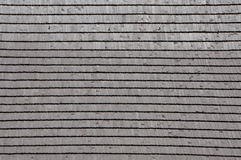 Wooden roof shingle Royalty Free Stock Image