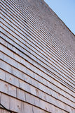 Wooden roof Stock Photography