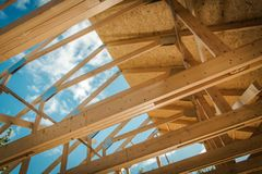 Free Wooden Roof Structure Stock Photos - 162416003