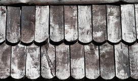 Wooden Roof texture Stock Photos