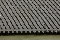 Wooden roof texture Royalty Free Stock Photo