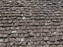 Wooden Roof Tiles. In lanna Stock Images