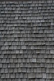 Wooden rooftops Royalty Free Stock Images