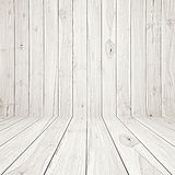 Wooden room background Royalty Free Stock Images