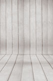 Wooden room background Royalty Free Stock Photos