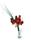 Wooden Rose Bouquet Stock Photo