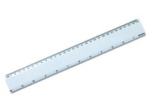 Wooden Ruler Royalty Free Stock Images