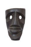 Wooden sardinian mask Stock Photography