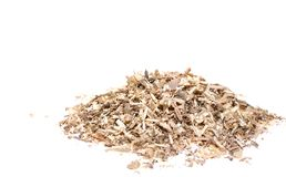 Wooden sawdust Royalty Free Stock Photo