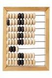 Wooden scores Stock Image