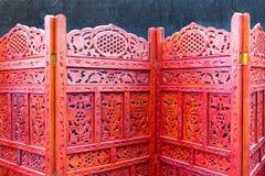 Wooden screen Stock Photos