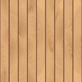Wooden Seamless Pattern Stock Image