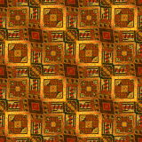 Wooden seamless vintage pattern of squares Royalty Free Stock Photo