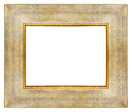 Wooden shabby  frame Royalty Free Stock Photos