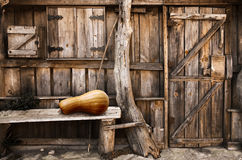 Wooden shack Royalty Free Stock Photography