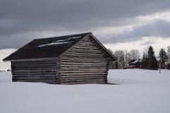 Wooden shack Stock Photos