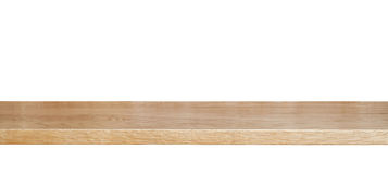 wooden shelf Royalty Free Stock Photos