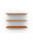 Wooden shelf Stock Photography