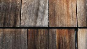 Wooden Shingles. To make a nice background Stock Photo