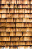 Wooden shingles – Vertical Background Stock Images
