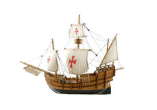 Wooden Ship Royalty Free Stock Photography