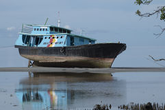 Wooden Ship Stock Images